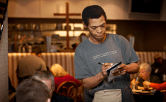 King's Kitchen nonprofit restaurant uptown charlotte nc donations